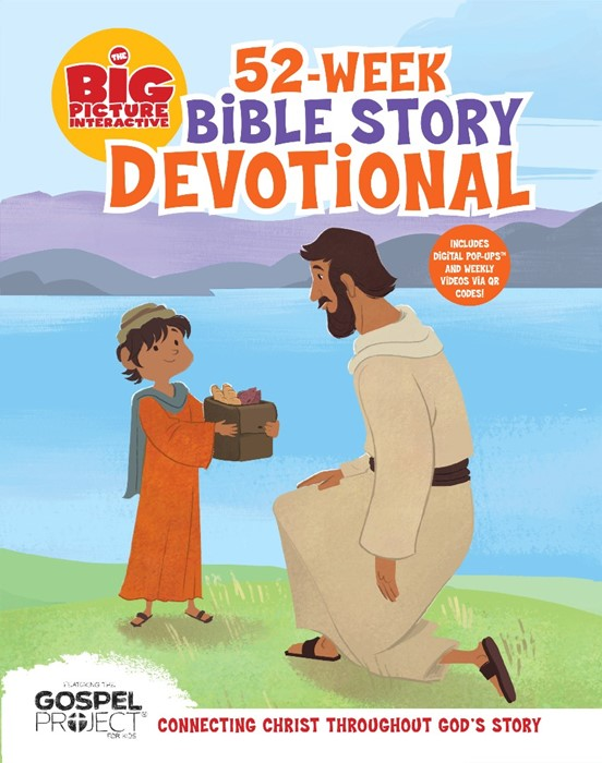 The Big Picture Interactive 52-Week Bible Story Devotional (Hard Cover)