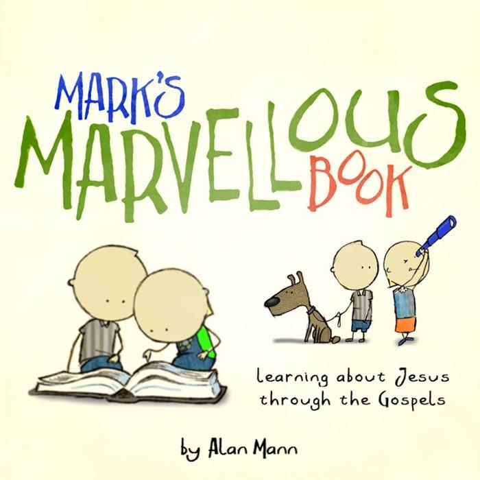 Mark's Marvellous Book (Hard Cover)