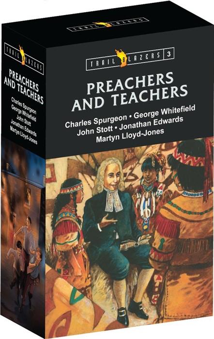 Trailblazer Preachers and Teachers Box Set 3 (Paperback)