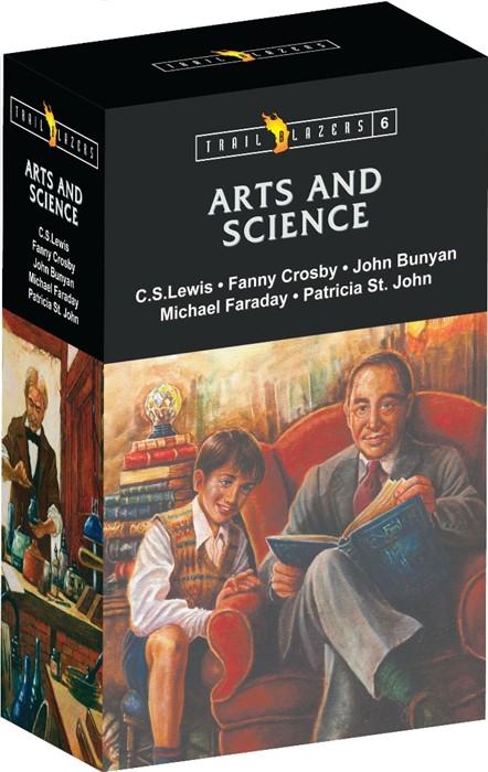 Trailblazer Arts and Science Box Set 6 (Paperback)