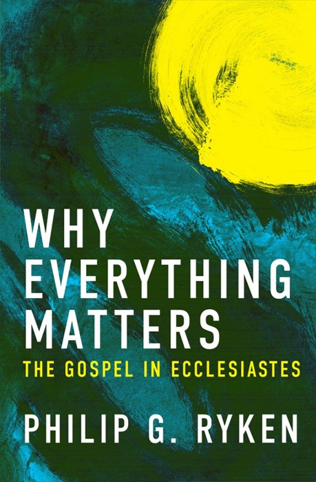 Why Everything Matters (Paperback)
