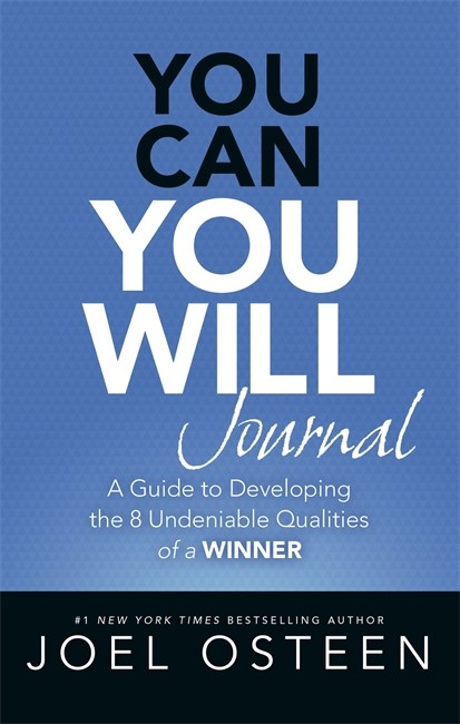 You Can, You Will Journal (Hard Cover)