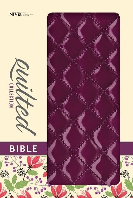 NIV Quilted Collection Bible (Flexiback)