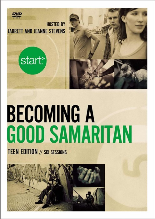 Start Becoming A Good Samaritan Teen Edition: A Dvd Study (DVD)