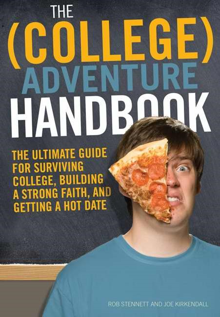 The College Adventure Handbook (Paperback)