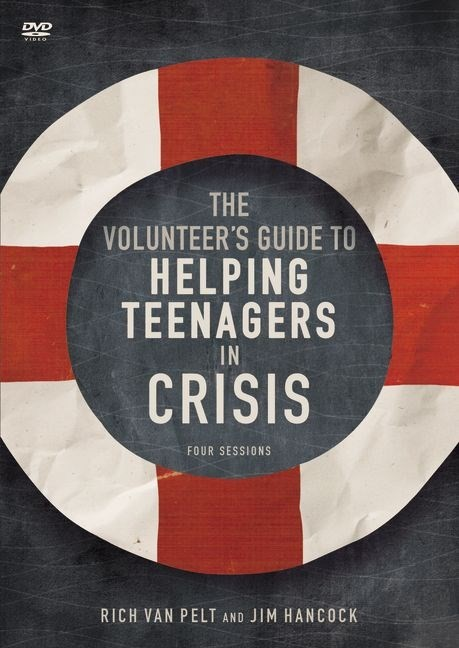 Volunteer's Guide To Helping Teenagers In Crisis DVD (DVD)