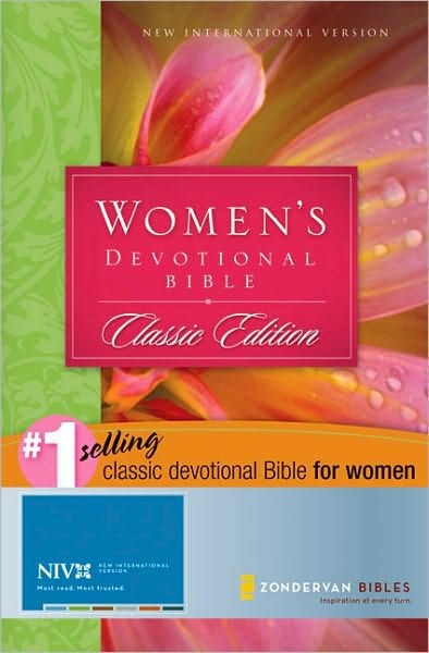Women's Devotional Bible Classic (Hard Cover)