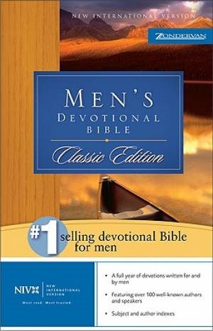 Men'S Devotional Bible Classic (Hard Cover)