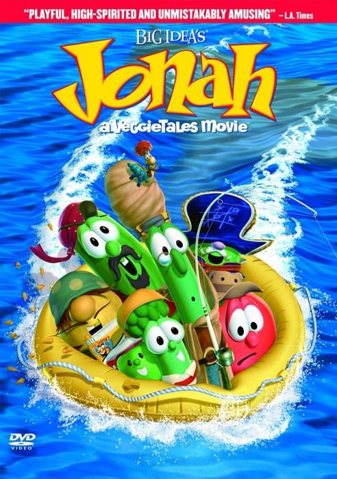Jonah the Movie DVD (DVD Video)