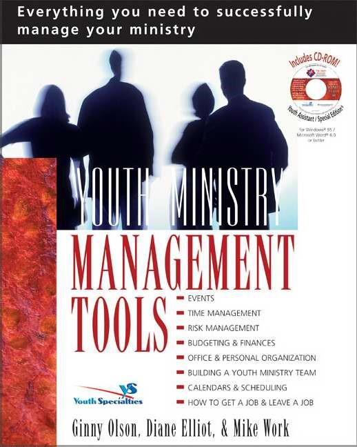 Youth Ministry Management Tools (Paperback/CD Rom)