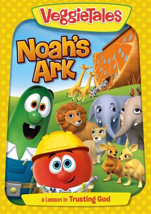 Veggie Tales: Noah's Ark DVD (DVD Video)