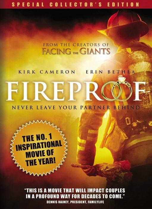 Fireproof DVD (DVD Video)