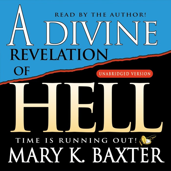 Audiobook-Audio Cd-Divine Revelation Of Hell (Unabridged) (2 (CD-Audio)