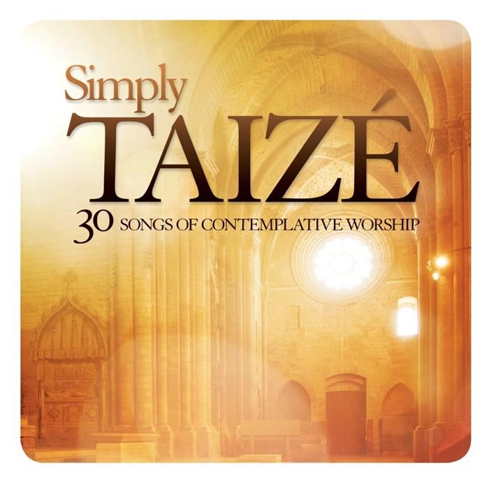 Simply Taize (CD) (CD-Audio)