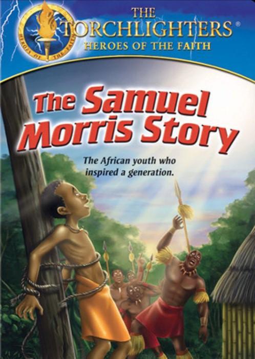 Torchlighters: TheSamuel Morris Story, DVD (DVD)