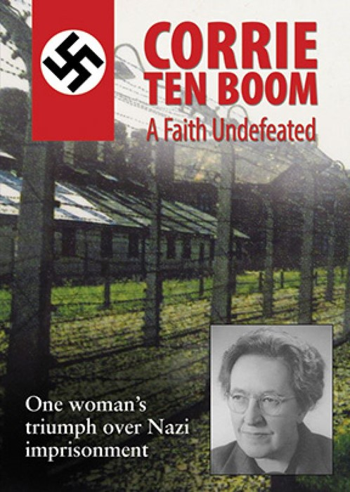 Corrie Ten Boom: A Faith Undefeated DVD (DVD)