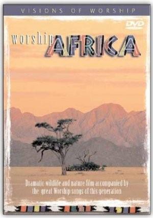 Worship Africa Vol 1 DVD (DVD)