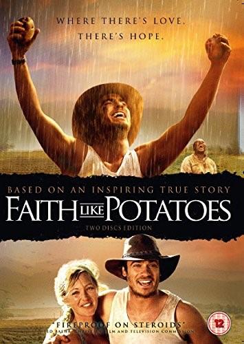 Faith Like Potatoes Film 2DVD (DVD)