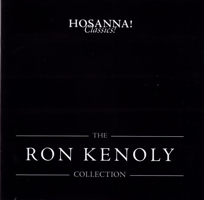 Ron Kenoly Collection 3CD (CD-Audio)