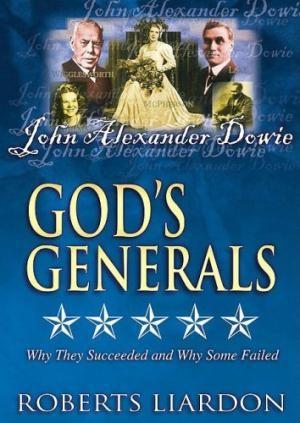 Dvd-Gods Generals V01: John Alexander Dowie (DVD Video)