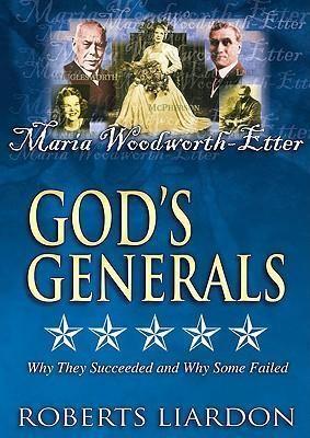 Dvd-Gods Generals V02: Maria Woodworth-Etter (DVD Video)