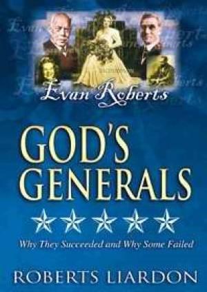 Dvd-Gods Generals V03: Evan Roberts (DVD Video)