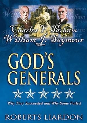 Dvd-Gods Generals V04: Parham & Seymour (DVD Video)