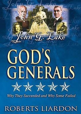 Dvd-Gods Generals V05: John G Lake (DVD Video)