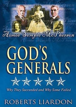 Dvd-Gods Generals V07: Aimee Semple Mcpherson (DVD Video)