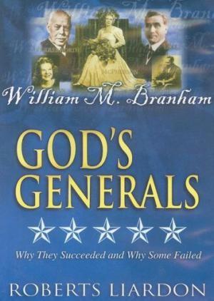 Dvd-Gods Generals V08: William Branham (DVD Video)