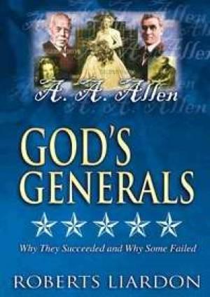 Dvd-Gods Generals V10: A A Allen (DVD Video)