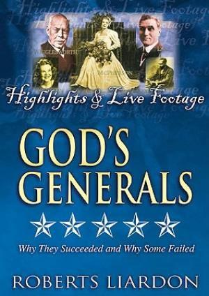 Dvd-Gods Generals V12: Highlights & Live Footage (DVD Video)