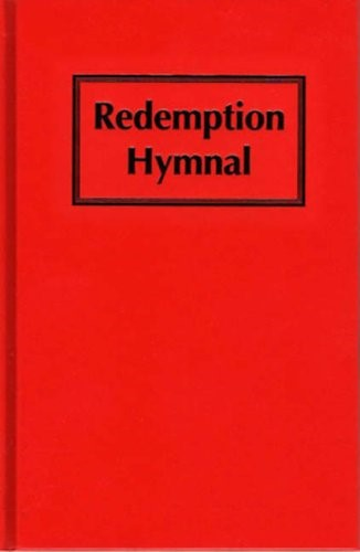 Redemption Hymnal Words (Hard Cover)