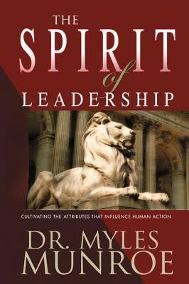 Spirit Of Leadership (Hard Cover)