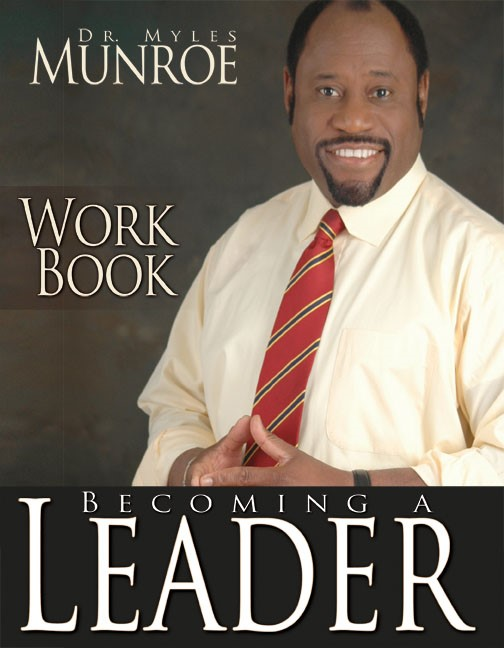 Becoming A Leader Workbook (Paperback)