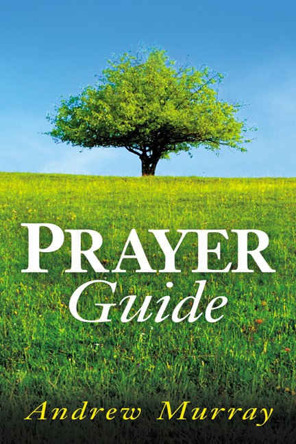 Prayer Guide (Mass Market)