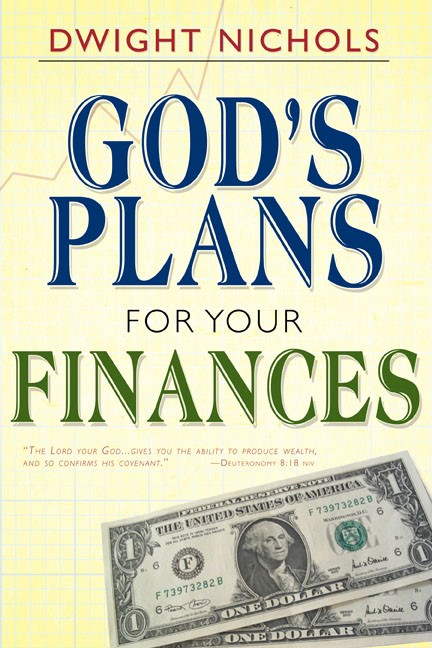 Gods Plans For Your Finances (Paperback)