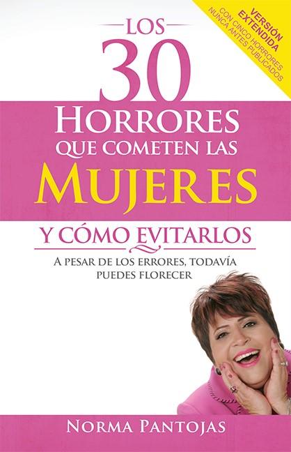 Los 30 Horrores Que Cometen Las Mujeres y Cómo Evitarlos (Paperback)