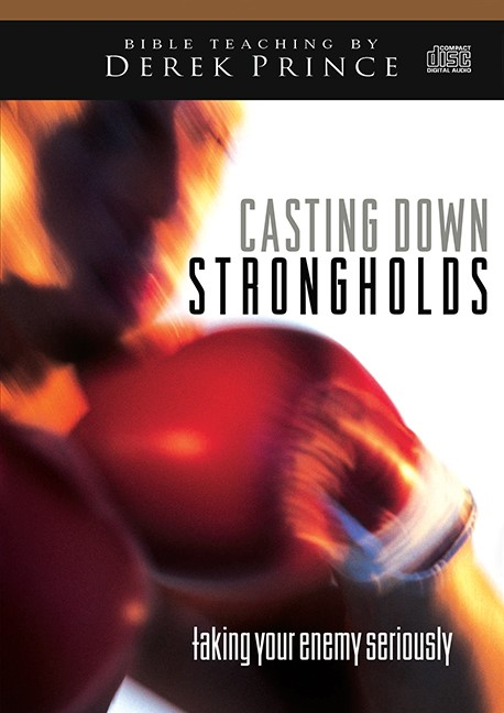 Audio Cd-Casting Down Strongholds (1 Cd) (CD-Audio)