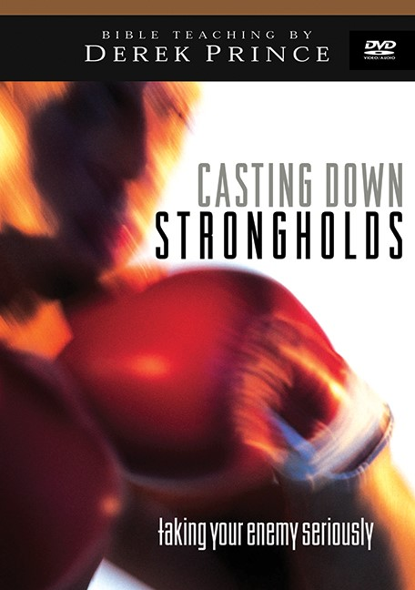 Dvd-Casting Down Strongholds (1 Dvd) (DVD Video)