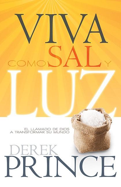 Viva Como Sal y Luz (Paperback)