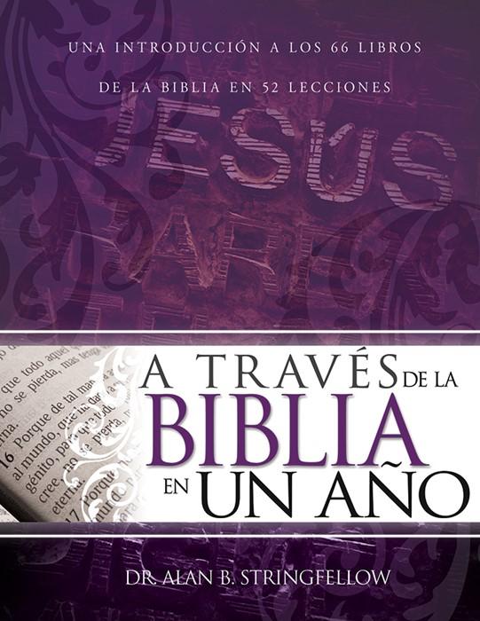 A Través de la Biblia En Un Año (Paperback)