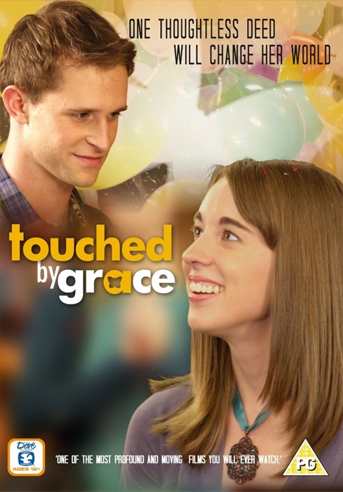 Touched By Grace DVD (DVD)