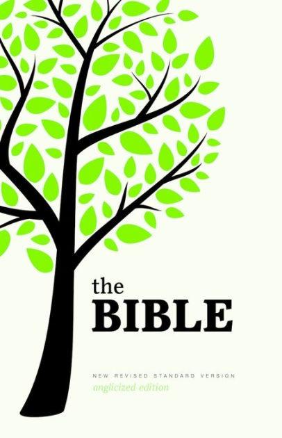 NRSV Anglicized Bible H/B
