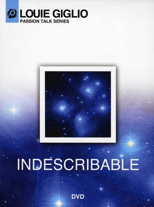 Indescribable DVD: Passion Talk Series (DVD)