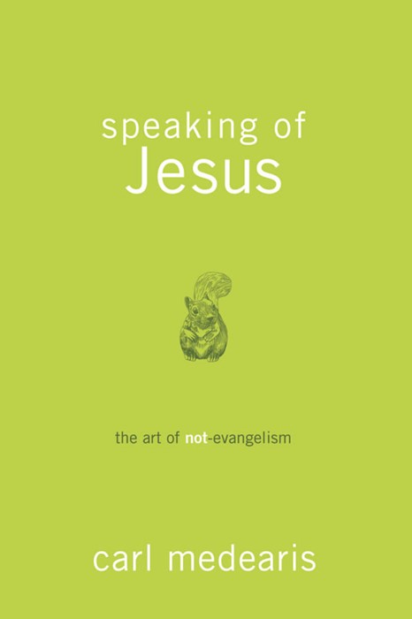 Speaking Of Jesus (Paperback)