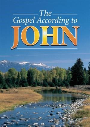 KJV Gospel Of John (Paperback)