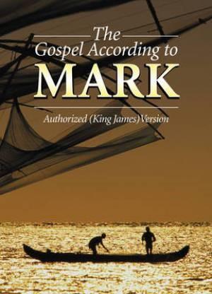 KJV Gospel Of Mark (Paperback)