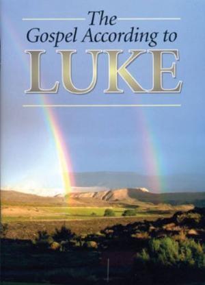 KJV Gospel Of Luke (Paperback)