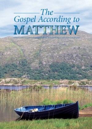 KJV Gospel Of Matthew (Paperback)